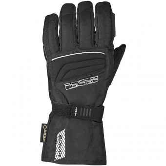 Motorcycle Gloves IXS Sonar Lady Gore-Tex Black