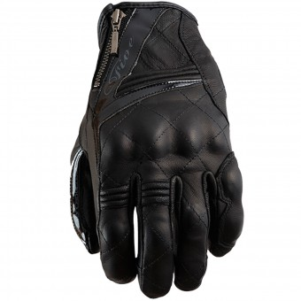 Motorcycle Gloves Five Sport City Woman Black