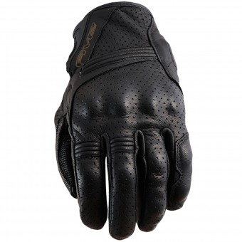 Motorcycle Gloves Five Sportcity Black