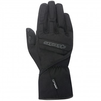 Motorcycle Gloves Alpinestars SR-3 Drystar Black