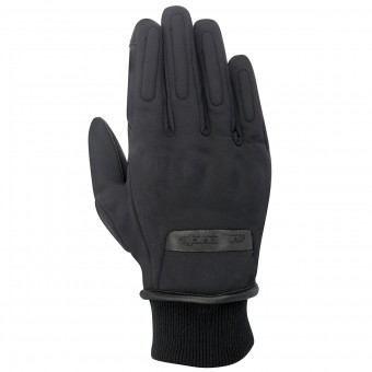 Motorcycle Gloves Alpinestars Stella C-1 Windstopper Black