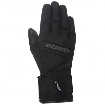 Motorcycle Gloves Alpinestars Stella SR-3 Drystar Black