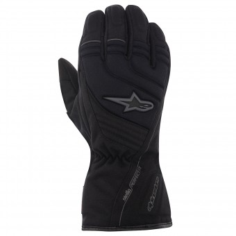 Motorcycle Gloves Alpinestars Stella Transition Drystar Black