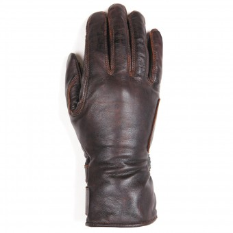 Motorcycle Gloves Helstons Stella Woman Leather Brown