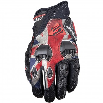 Motorcycle Gloves Five Stunt Evo Replica England