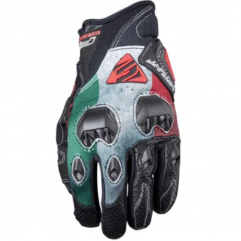 Motorcycle Gloves Five Stunt Evo Replica Italia