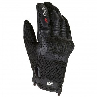 Motorcycle Gloves Furygan TD12 Black