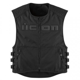 Motorcycle Vests ICON Brigand Stealth