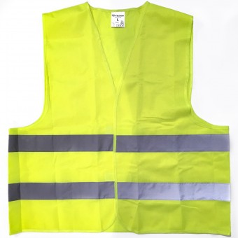 Motorcycle Vests Ixon Safer Yellow