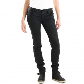 Motorcycle Trousers Overlap Overdry Bonneville Night Black