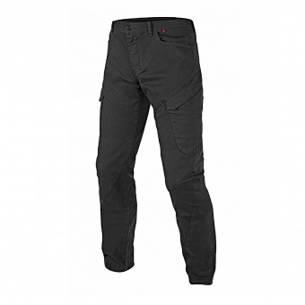 Motorcycle Trousers Dainese Kargo Black