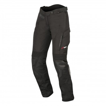 Motorcycle Trousers Alpinestars Stelle Andes V2 Drystar Black Pants