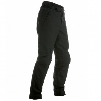Motorcycle Trousers Dainese Amsterdam Black Pant