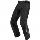 Motorcycle Trousers Alpinestars Andes Drystar Black Pants