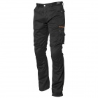 Motorcycle Trousers Bering Aviator Black