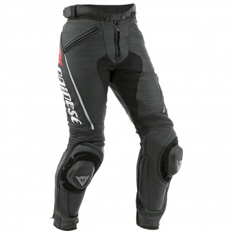 Motorcycle Trousers Dainese Delta Pro C2 Lady Black