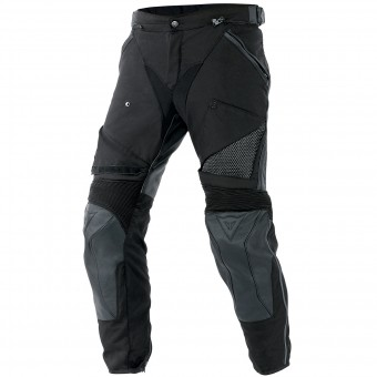 Motorcycle Trousers Dainese Horizon Tex Black Pant