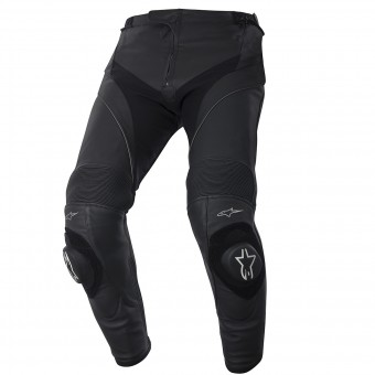 Motorcycle Trousers Alpinestars Missile Leather Pants Short