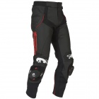Motorcycle Trousers Furygan Raptor Black Red Pant