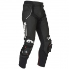 Motorcycle Trousers Furygan Raptor Black White Pant