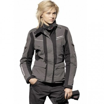 Motorcycle Coats Spidi Venture H2out Lady Black/Antracite
