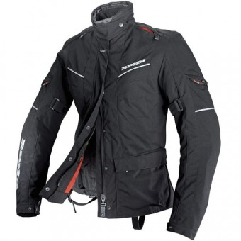 Motorcycle Coats Spidi Venture H2out Lady Black