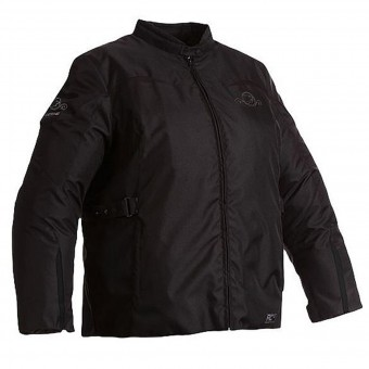 Motorcycle Coats Bering Lady Adele Queen Size Black