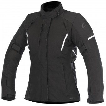 Motorcycle Coats Alpinestars Stella Ares Gore-Tex Black