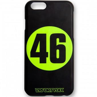 Novelty Items VR 46 Cover Number VR46 I-Phone 6 - 6s