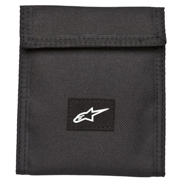 Novelty Items Alpinestars Friction Bifold Wallet Black