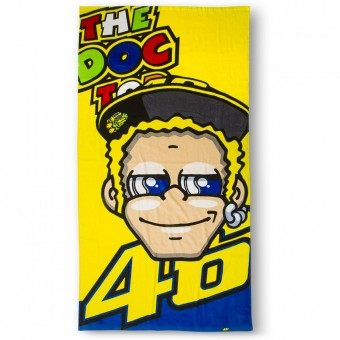Novelty Items VR 46 Beach Towel The Doctor VR46