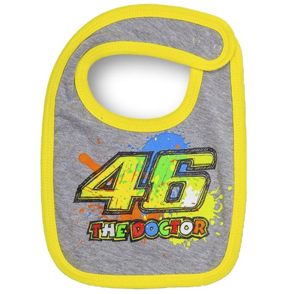 Novelty Items VR 46 Bib Baby VR46