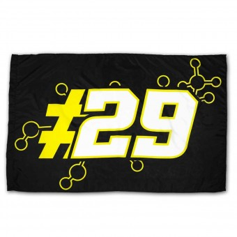 Novelty Items Andrea Iannone Flag Black Iannone 29