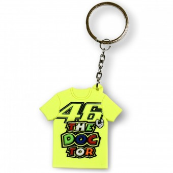 Novelty Items VR 46 Key Holder T-Shirt VR46