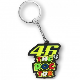 Novelty Items VR 46 Key Holder The Doctor VR46
