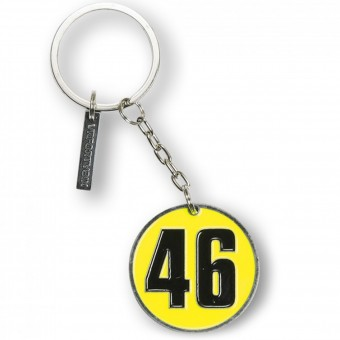 Novelty Items VR 46 Key Holder VR46