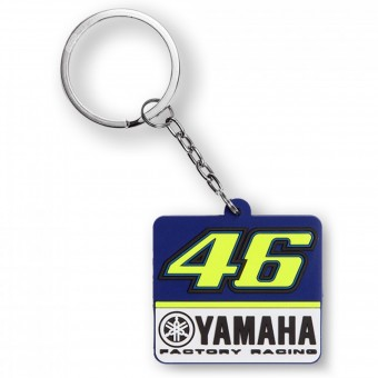 Novelty Items VR 46 Key Holder Yamaha VR46