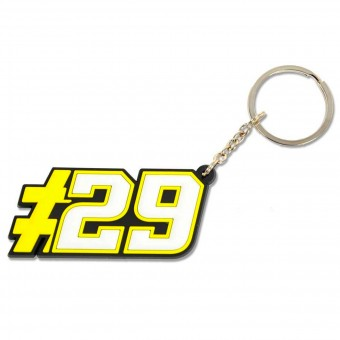 Novelty Items Andrea Iannone Keyring Iannone Multicolor 29