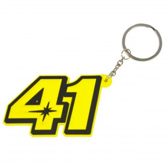 Novelty Items Aleix Espargaro Keyring Yellow Espargaro 41