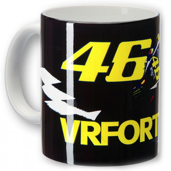 Novelty Items VR 46 Mug VR46 Black