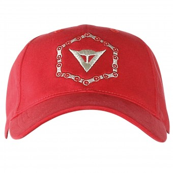 Motorcycle Caps Dainese Cap Chain Coral
