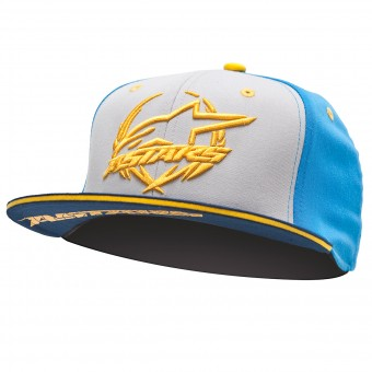 Motorcycle Caps Alpinestars Sparks Hat Blue