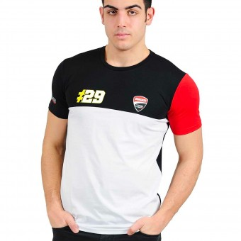 Motorcycle T-Shirts Andrea Iannone Iannone Ducati 29 Multicolor