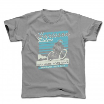 Motorcycle T-Shirts HARISSON H Riders