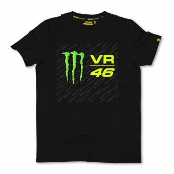 Motorcycle T-Shirts VR 46 Monster VR46