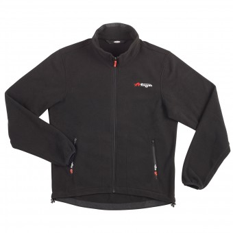 Motorcycle Jumpers Furygan Polar Fleece Evo Black