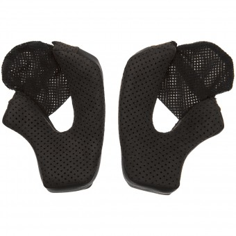 Helmet Padding Bell Bullitt Black Cheek Pads