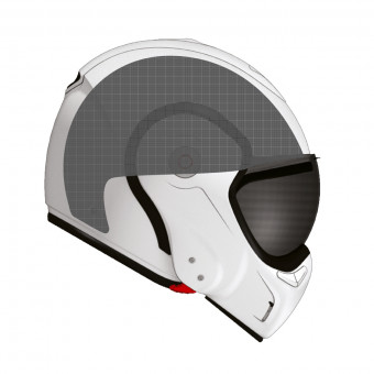 Helmet Padding Roof RO9 Boxxer Carbon Liner