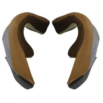 Helmet Padding Nexx X70 Camel Cheek Pads