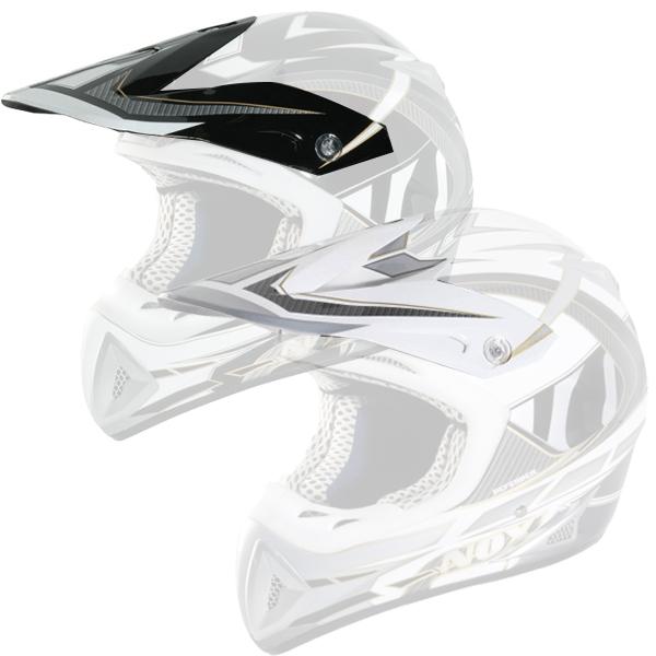 Helmet Spares NOX Defender Peak